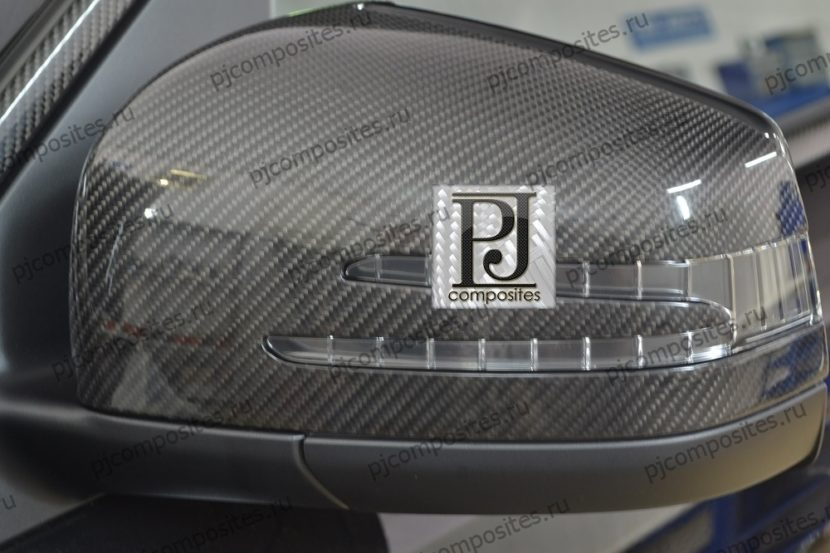Зеркало Mercedes GL-500